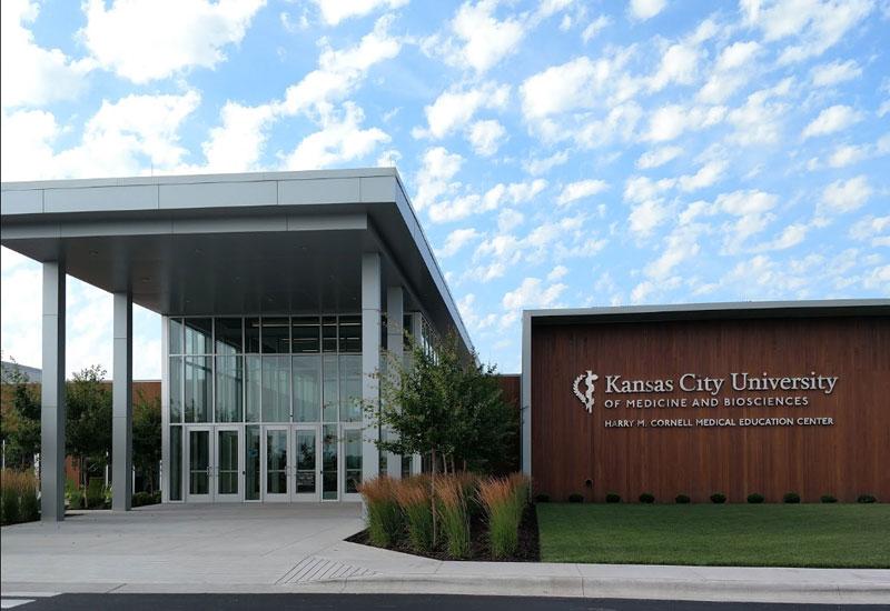 Kansas City University concrete was poured by Advanced Concrete Technologies