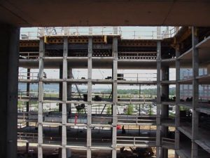 Embassy Suites concrete construction completed by Advanced Concrete Technologies