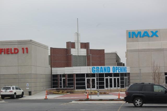Springfield 11 IMAX concrete construction by Advanced Concrete Technologies